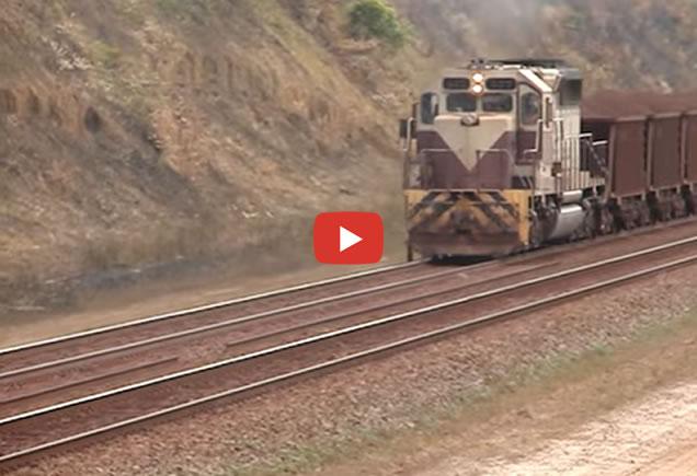 Estrada de Ferro Carajás – Vídeo#12